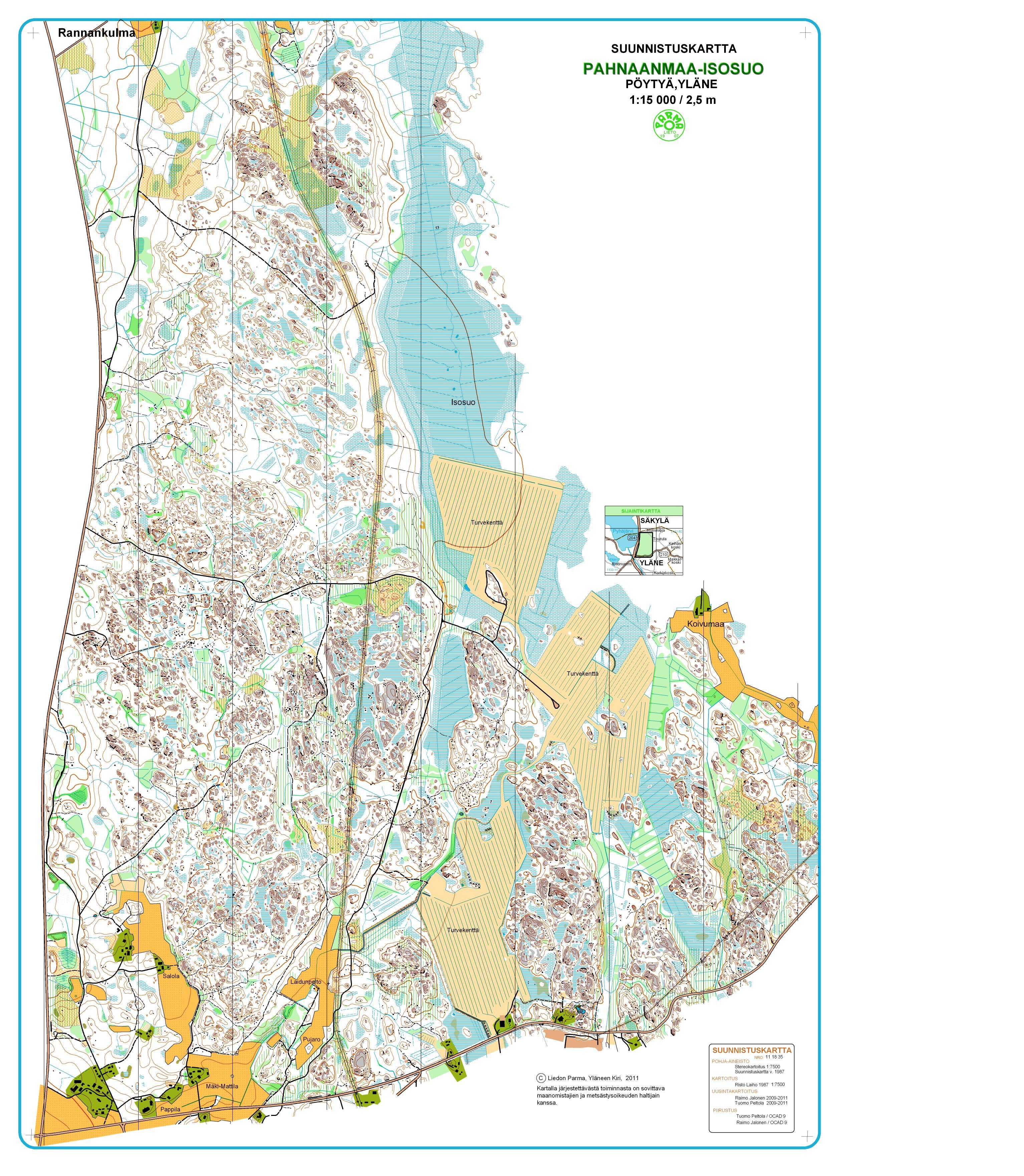 2011 09 04 Sm Pitkamatka R1 Ylaneella Finaalit H18 21 Ja D21